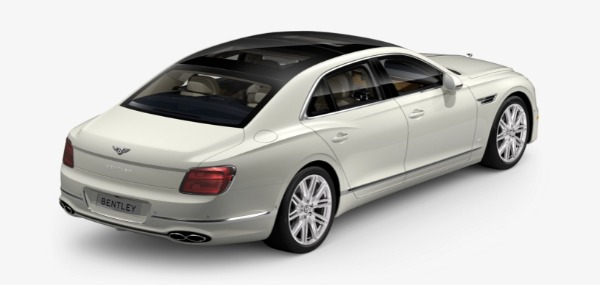 New 2022 Bentley Flying Spur V8 for sale Call for price at Maserati of Greenwich in Greenwich CT 06830 4