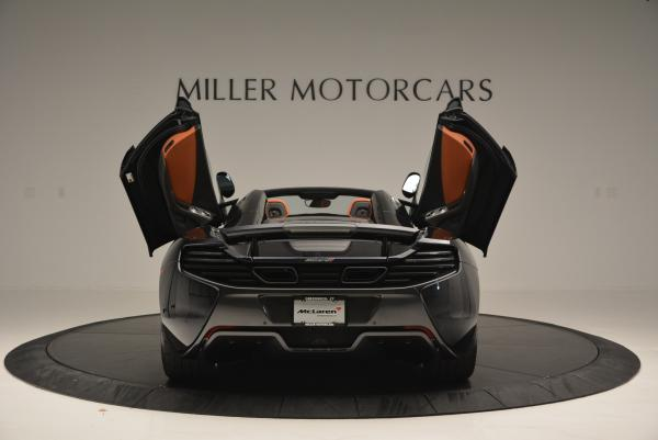 Used 2015 McLaren 650S Spider for sale Sold at Maserati of Greenwich in Greenwich CT 06830 14