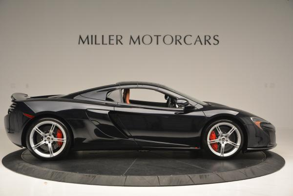 Used 2015 McLaren 650S Spider for sale Sold at Maserati of Greenwich in Greenwich CT 06830 21