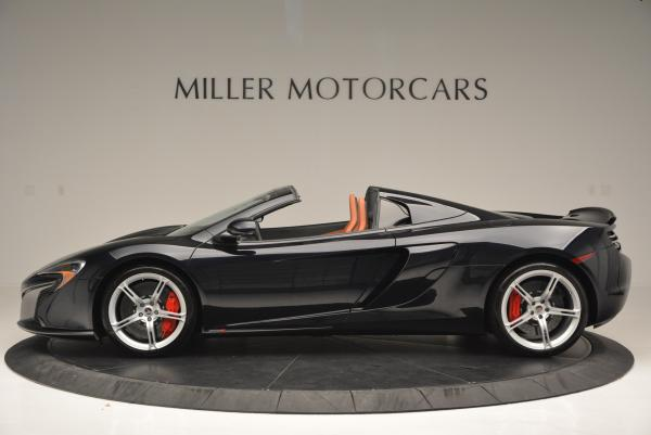 Used 2015 McLaren 650S Spider for sale Sold at Maserati of Greenwich in Greenwich CT 06830 3