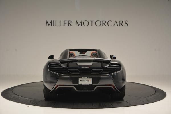 Used 2015 McLaren 650S Spider for sale Sold at Maserati of Greenwich in Greenwich CT 06830 6