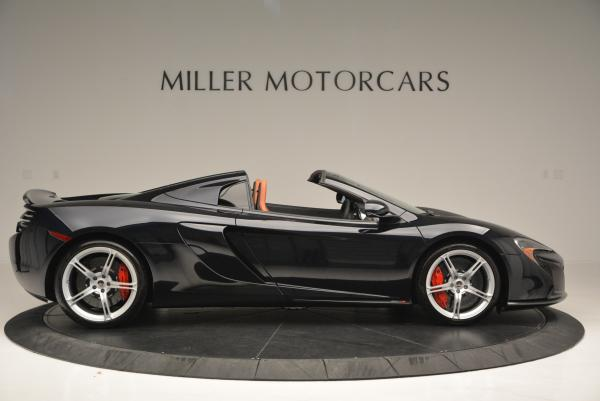Used 2015 McLaren 650S Spider for sale Sold at Maserati of Greenwich in Greenwich CT 06830 9