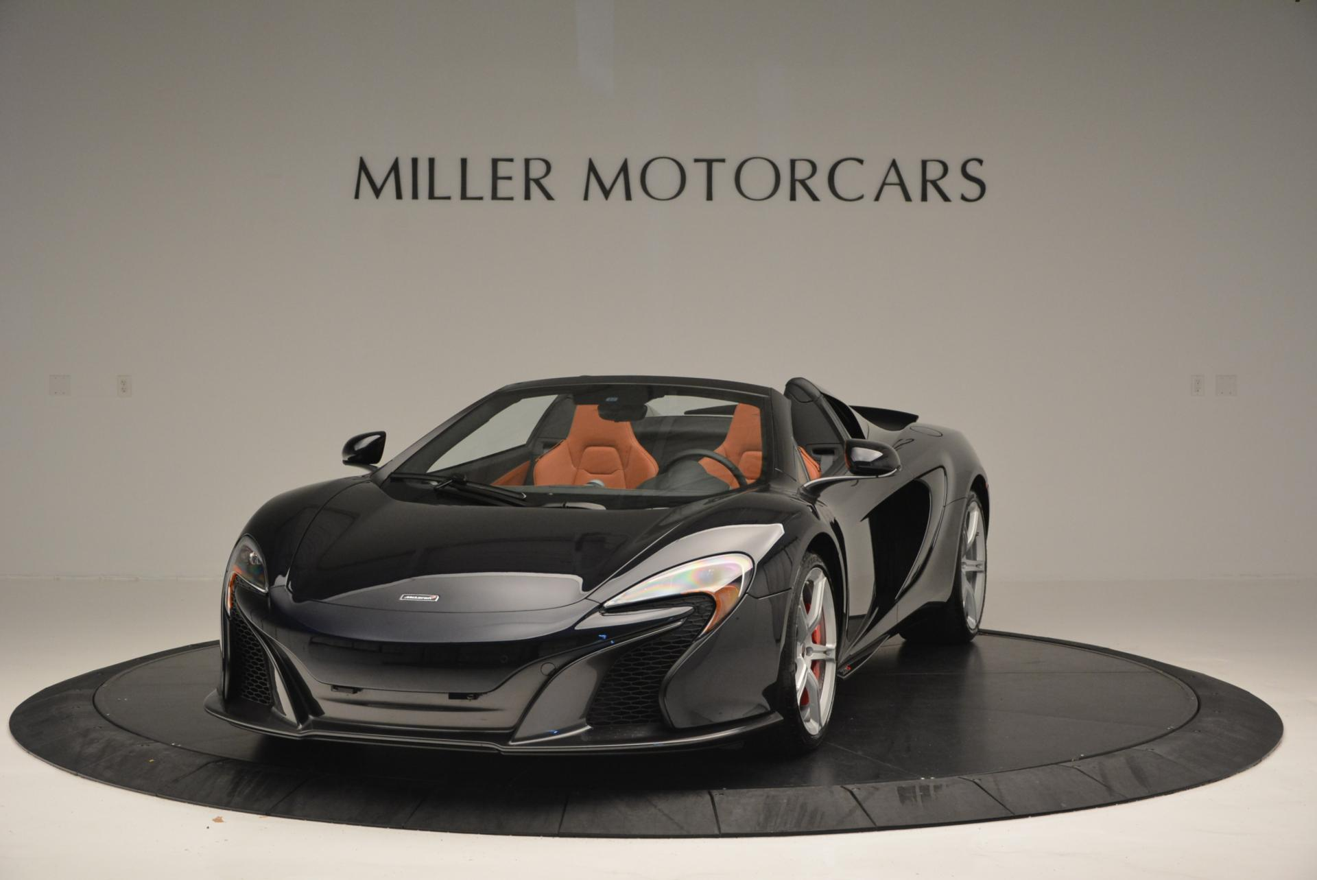 Used 2015 McLaren 650S Spider for sale Sold at Maserati of Greenwich in Greenwich CT 06830 1