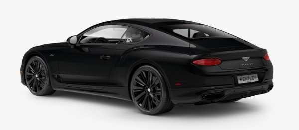 New 2022 Bentley Continental GT Speed for sale Sold at Maserati of Greenwich in Greenwich CT 06830 3