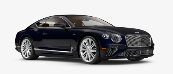 New 2022 Bentley Continental GT Speed for sale Sold at Maserati of Greenwich in Greenwich CT 06830 1