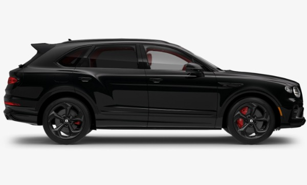 New 2022 Bentley Bentayga V8 S for sale Call for price at Maserati of Greenwich in Greenwich CT 06830 2