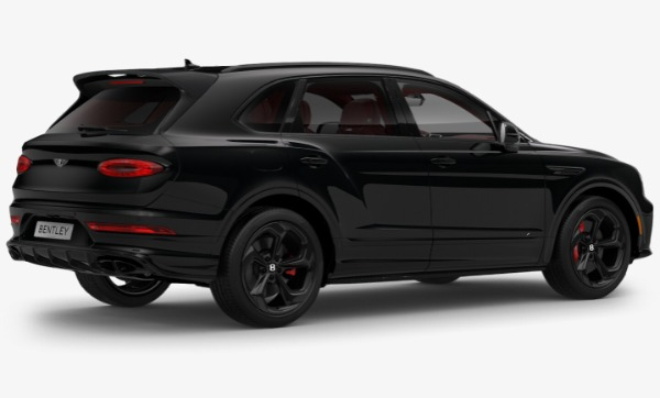 New 2022 Bentley Bentayga V8 S for sale Call for price at Maserati of Greenwich in Greenwich CT 06830 3