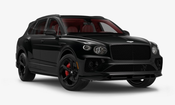 New 2022 Bentley Bentayga S for sale Call for price at Maserati of Greenwich in Greenwich CT 06830 1