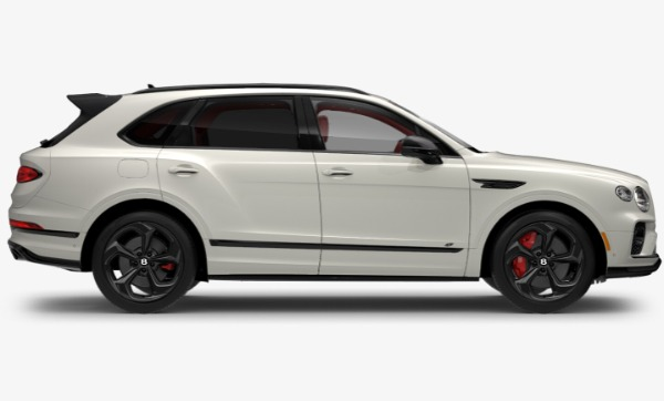 New 2022 Bentley Bentayga V8 S for sale Sold at Maserati of Greenwich in Greenwich CT 06830 2