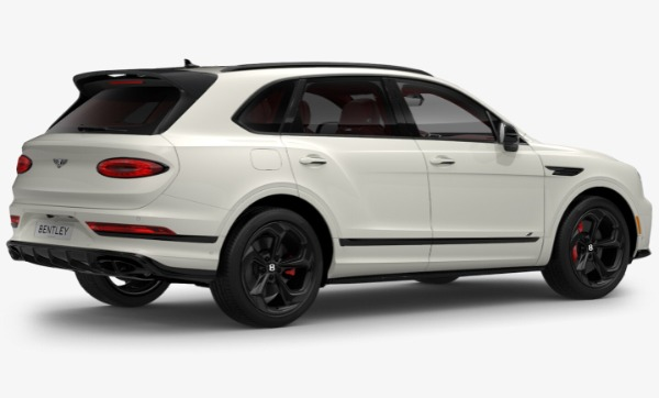 New 2022 Bentley Bentayga V8 S for sale Sold at Maserati of Greenwich in Greenwich CT 06830 3