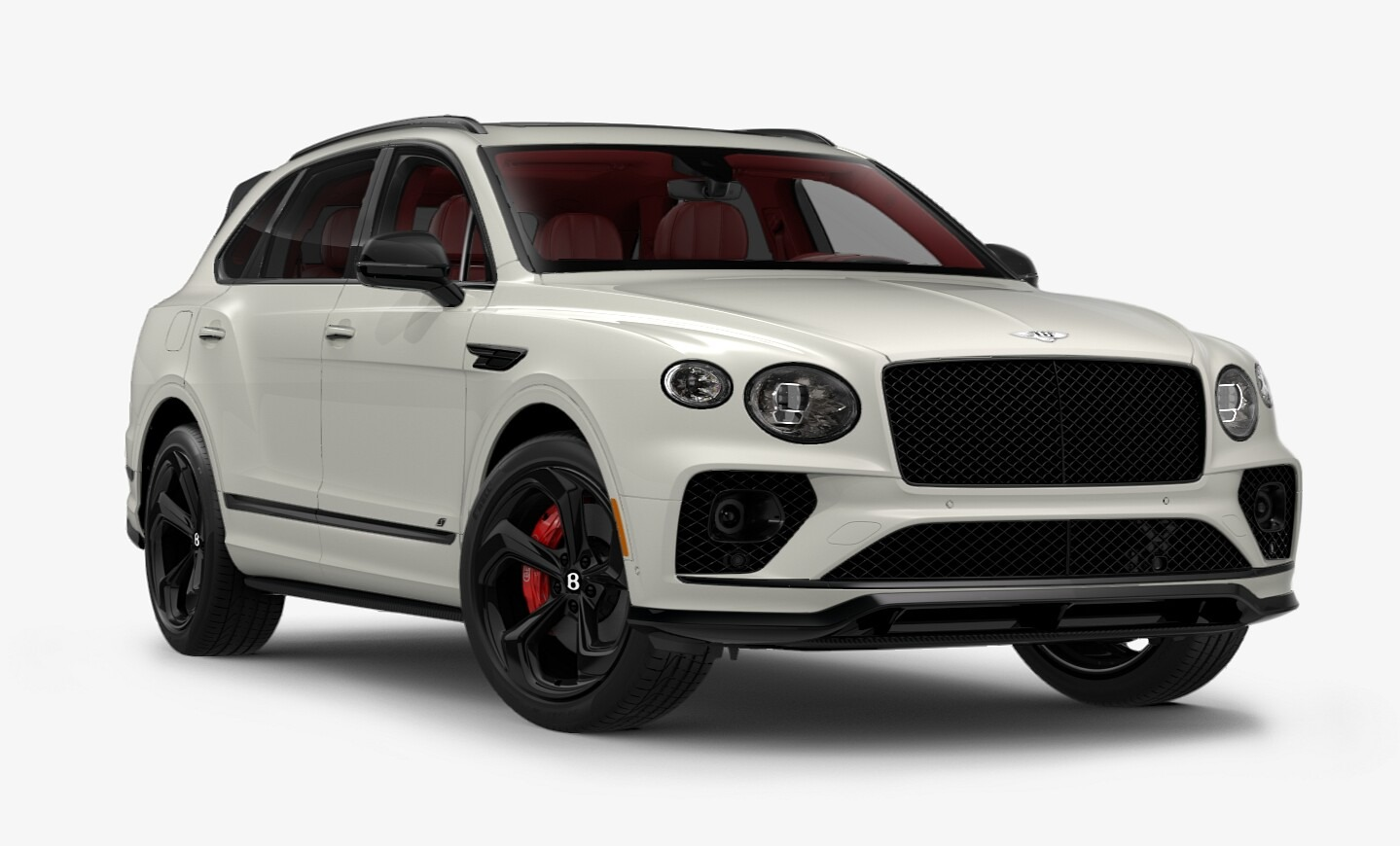 New 2022 Bentley Bentayga V8 S for sale Sold at Maserati of Greenwich in Greenwich CT 06830 1