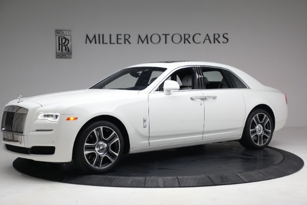 Used 2017 Rolls-Royce Ghost for sale $219,900 at Maserati of Greenwich in Greenwich CT 06830 2