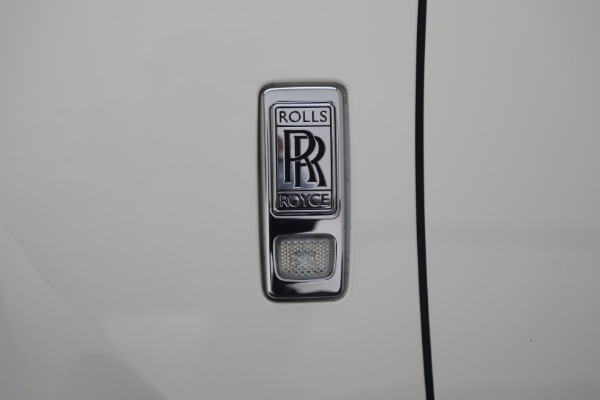 Used 2017 Rolls-Royce Ghost for sale $219,900 at Maserati of Greenwich in Greenwich CT 06830 21