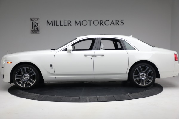 Used 2017 Rolls-Royce Ghost for sale $219,900 at Maserati of Greenwich in Greenwich CT 06830 3