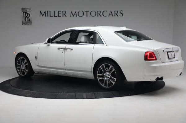 Used 2017 Rolls-Royce Ghost for sale $219,900 at Maserati of Greenwich in Greenwich CT 06830 4