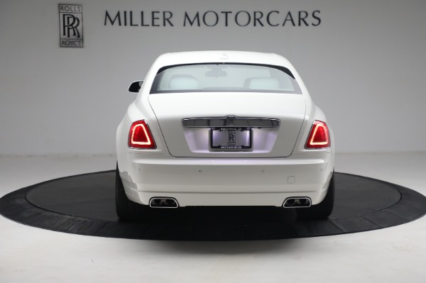 Used 2017 Rolls-Royce Ghost for sale $219,900 at Maserati of Greenwich in Greenwich CT 06830 5