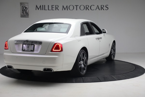 Used 2017 Rolls-Royce Ghost for sale $219,900 at Maserati of Greenwich in Greenwich CT 06830 6