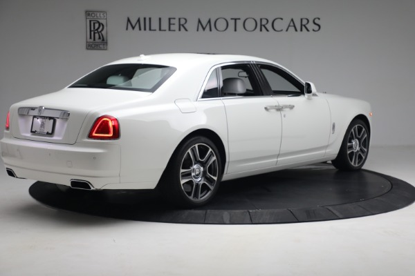 Used 2017 Rolls-Royce Ghost for sale $219,900 at Maserati of Greenwich in Greenwich CT 06830 7