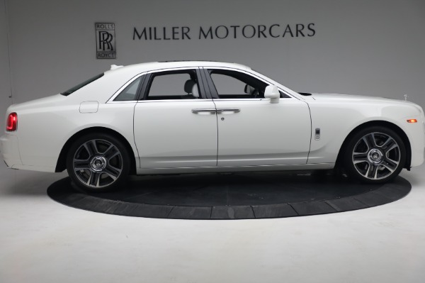 Used 2017 Rolls-Royce Ghost for sale $219,900 at Maserati of Greenwich in Greenwich CT 06830 8