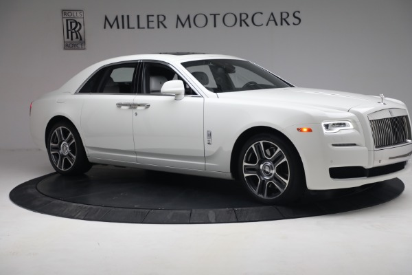Used 2017 Rolls-Royce Ghost for sale $219,900 at Maserati of Greenwich in Greenwich CT 06830 9