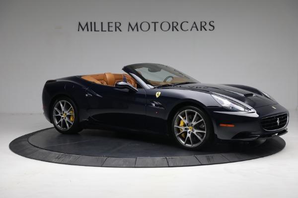 Used 2010 Ferrari California for sale Sold at Maserati of Greenwich in Greenwich CT 06830 10