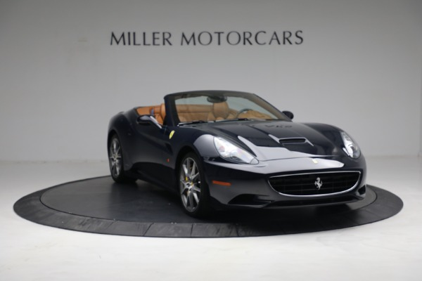 Used 2010 Ferrari California for sale Sold at Maserati of Greenwich in Greenwich CT 06830 11