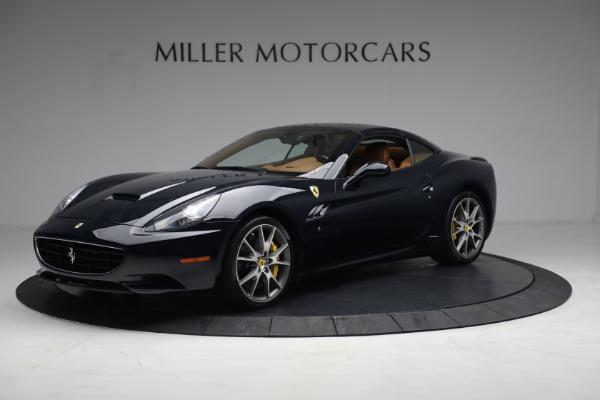 Used 2010 Ferrari California for sale Sold at Maserati of Greenwich in Greenwich CT 06830 13