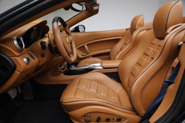 Used 2010 Ferrari California for sale Sold at Maserati of Greenwich in Greenwich CT 06830 19