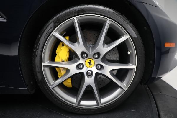Used 2010 Ferrari California for sale Sold at Maserati of Greenwich in Greenwich CT 06830 28