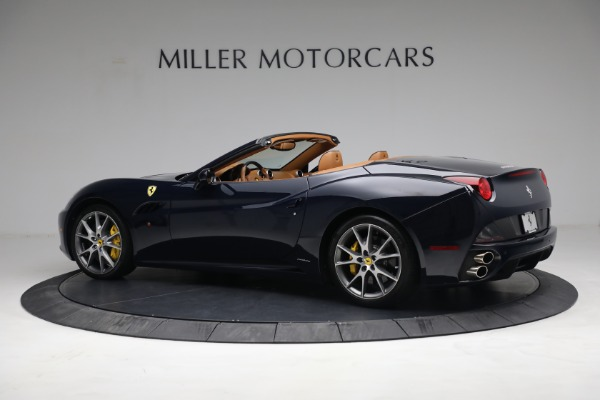 Used 2010 Ferrari California for sale Sold at Maserati of Greenwich in Greenwich CT 06830 4