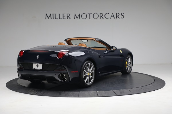 Used 2010 Ferrari California for sale Sold at Maserati of Greenwich in Greenwich CT 06830 7
