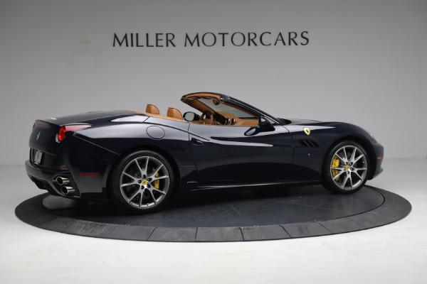 Used 2010 Ferrari California for sale Sold at Maserati of Greenwich in Greenwich CT 06830 8