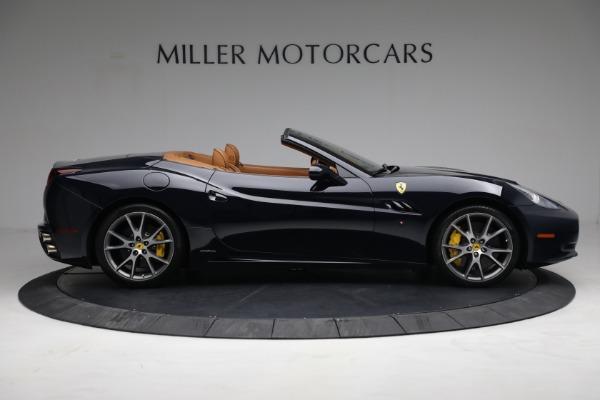 Used 2010 Ferrari California for sale Sold at Maserati of Greenwich in Greenwich CT 06830 9