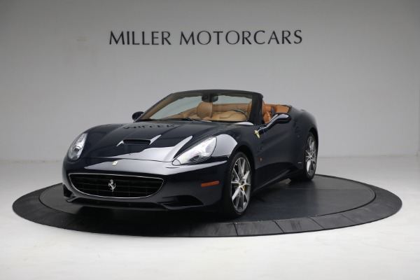 Used 2010 Ferrari California for sale Sold at Maserati of Greenwich in Greenwich CT 06830 1