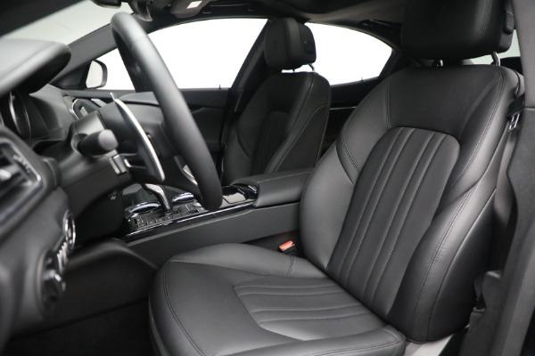New 2021 Maserati Ghibli SQ4 for sale $92,894 at Maserati of Greenwich in Greenwich CT 06830 15