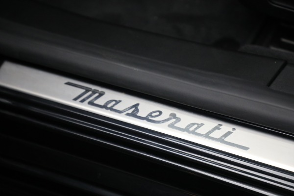 New 2021 Maserati Ghibli SQ4 for sale $92,894 at Maserati of Greenwich in Greenwich CT 06830 20