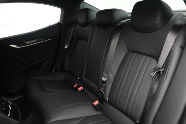 New 2021 Maserati Ghibli SQ4 for sale $92,894 at Maserati of Greenwich in Greenwich CT 06830 22