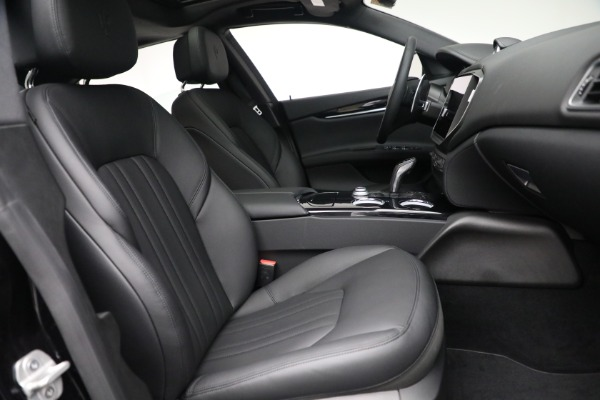 New 2021 Maserati Ghibli SQ4 for sale $92,894 at Maserati of Greenwich in Greenwich CT 06830 26
