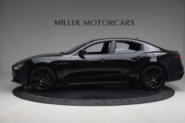 New 2021 Maserati Ghibli SQ4 for sale $92,894 at Maserati of Greenwich in Greenwich CT 06830 3