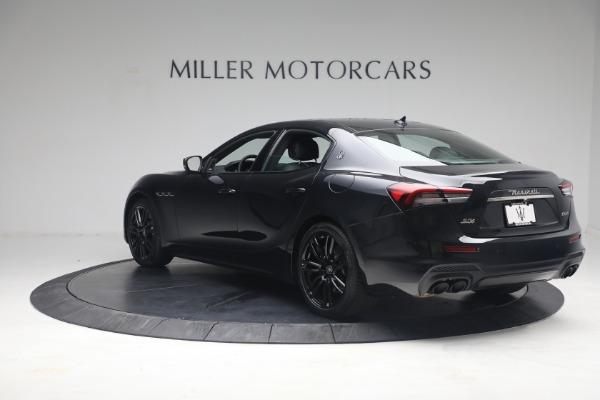 New 2021 Maserati Ghibli SQ4 for sale $92,894 at Maserati of Greenwich in Greenwich CT 06830 5