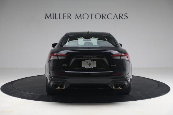 New 2021 Maserati Ghibli SQ4 for sale $92,894 at Maserati of Greenwich in Greenwich CT 06830 6