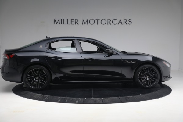 New 2021 Maserati Ghibli SQ4 for sale $92,894 at Maserati of Greenwich in Greenwich CT 06830 9