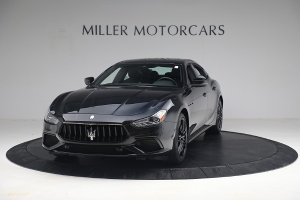 New 2021 Maserati Ghibli SQ4 for sale $92,894 at Maserati of Greenwich in Greenwich CT 06830 1