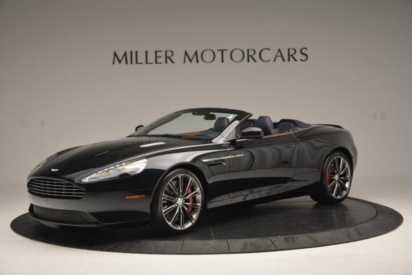 Used 2014 Aston Martin DB9 Volante for sale Sold at Maserati of Greenwich in Greenwich CT 06830 2