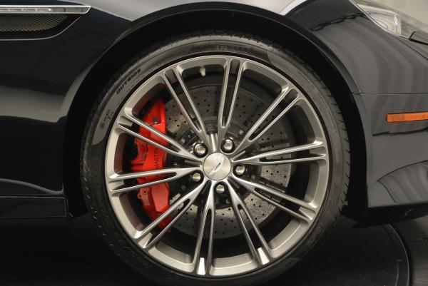 Used 2014 Aston Martin DB9 Volante for sale Sold at Maserati of Greenwich in Greenwich CT 06830 20