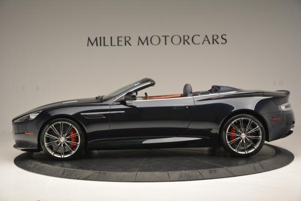 Used 2014 Aston Martin DB9 Volante for sale Sold at Maserati of Greenwich in Greenwich CT 06830 3