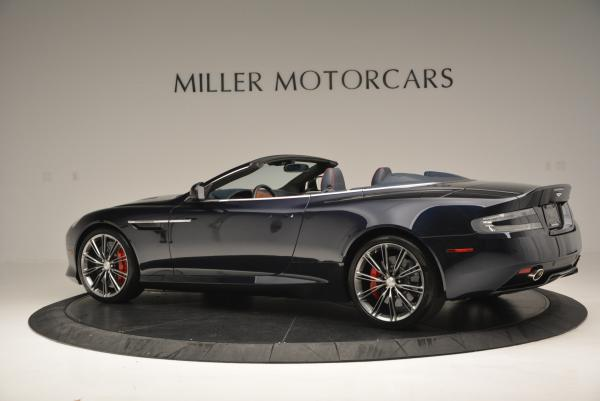 Used 2014 Aston Martin DB9 Volante for sale Sold at Maserati of Greenwich in Greenwich CT 06830 4