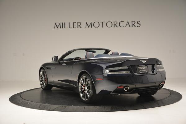 Used 2014 Aston Martin DB9 Volante for sale Sold at Maserati of Greenwich in Greenwich CT 06830 5