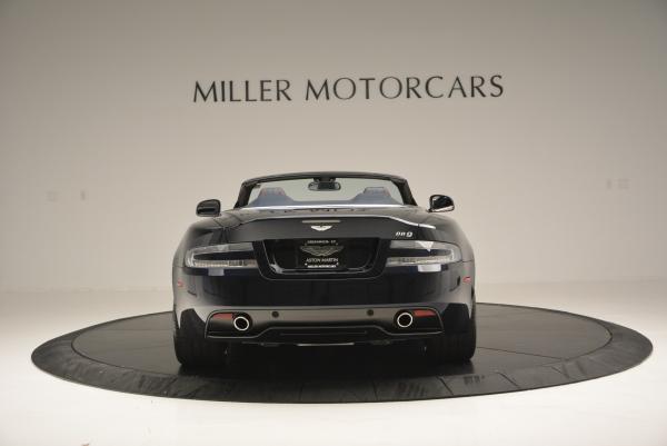 Used 2014 Aston Martin DB9 Volante for sale Sold at Maserati of Greenwich in Greenwich CT 06830 6
