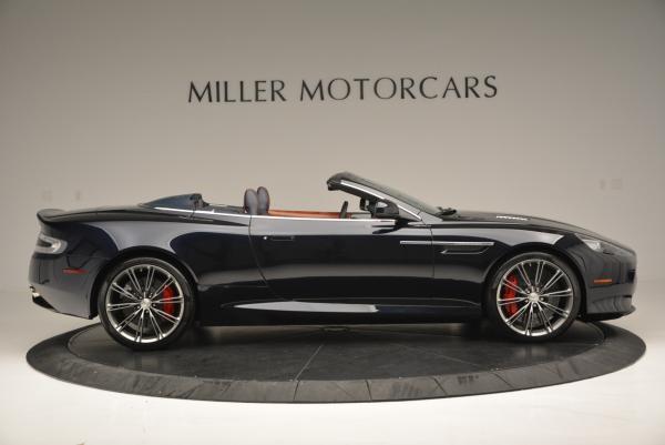 Used 2014 Aston Martin DB9 Volante for sale Sold at Maserati of Greenwich in Greenwich CT 06830 9